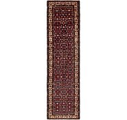 Link to 3' 6 x 12' 11 Hossainabad Persian Runner Rug