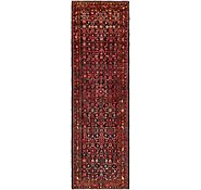 Link to 3' 10 x 12' 8 Hossainabad Persian Runner Rug