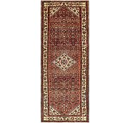 Link to 4' 3 x 11' 5 Hossainabad Persian Runner Rug