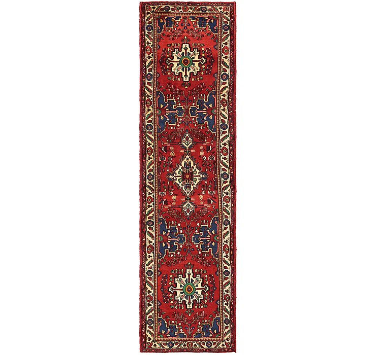 3' 6 x 13' Khamseh Persian Runner ...