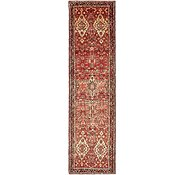 Link to 3' 8 x 12' 10 Khamseh Persian Runner Rug