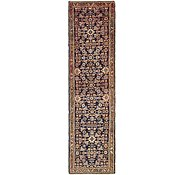 Link to 3' 6 x 13' 2 Hossainabad Persian Runner Rug