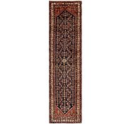 Link to 3' 4 x 12' 10 Hossainabad Persian Runner Rug