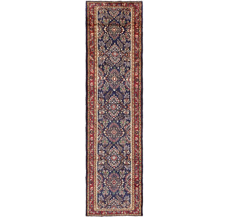 3' 6 x 13' 8 Mehraban Persian Runner...