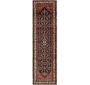 Link to 3' 5 x 12' 7 Hossainabad Persian Runner Rug