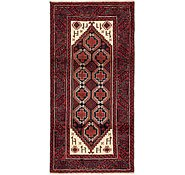 Link to 3' 3 x 6' 7 Balouch Persian Rug