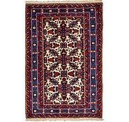 Link to 140cm x 218cm Karabakh Oriental Rug