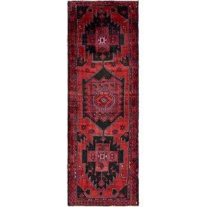 4' x 11' 4 Sirjan Persian Runner Rug