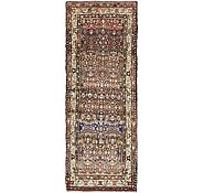 Link to 3' 1 x 8' 9 Hossainabad Persian Runner Rug