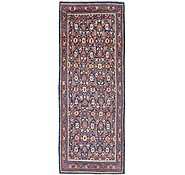 Link to 110cm x 292cm Farahan Persian Runner Rug
