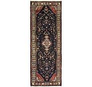 Link to 3' 7 x 9' 8 Khamseh Persian Runner Rug