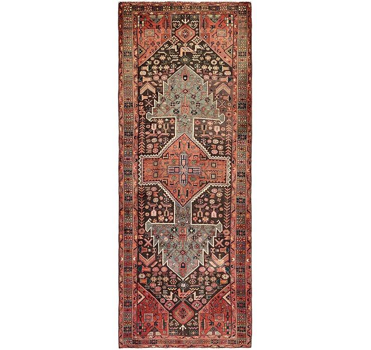 4' x 10' 1 Sirjan Persian Runner Rug