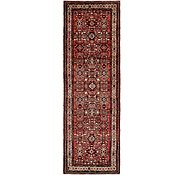 Link to 3' 6 x 10' 8 Hossainabad Persian Runner Rug