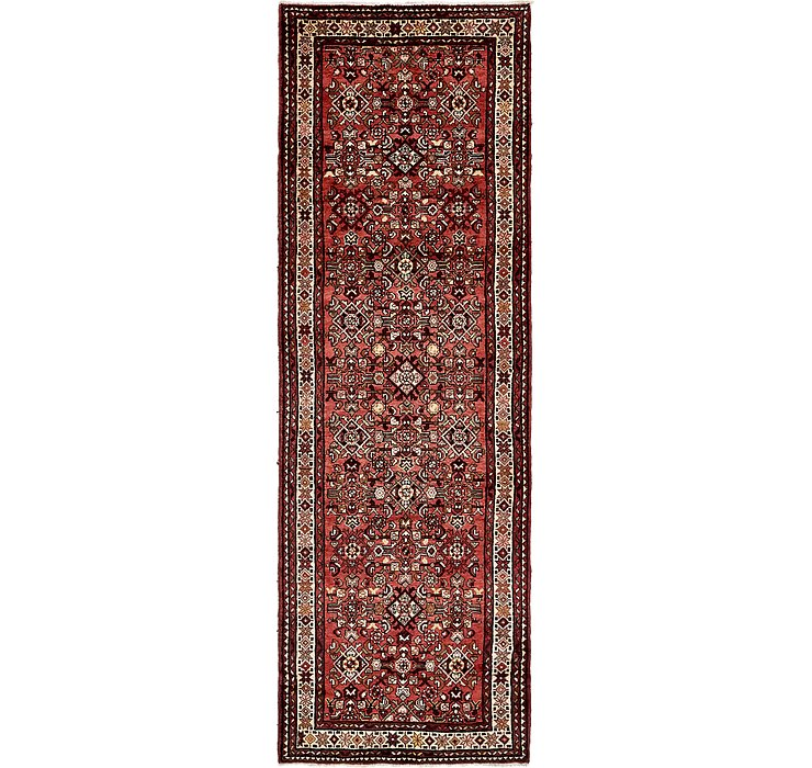 107cm x 325cm Hossainabad Persian Run...
