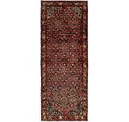 Link to 125cm x 325cm Hossainabad Persian Runner Rug