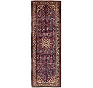 Link to 3' 7 x 11' 3 Hossainabad Persian Runner Rug