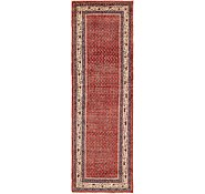 Link to 3' 5 x 10' 5 Farahan Persian Runner Rug