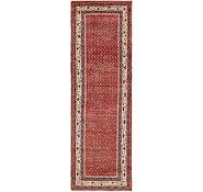Link to 105cm x 318cm Farahan Persian Runner Rug