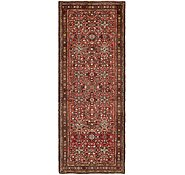 Link to 117cm x 305cm Hossainabad Persian Runner Rug
