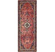 Link to 3' 5 x 9' 8 Hamedan Persian Runner Rug