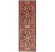 Link to 3' 9 x 11' 2 Farahan Persian Runner Rug