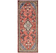 Link to 3' 8 x 9' 3 Liliyan Persian Runner Rug