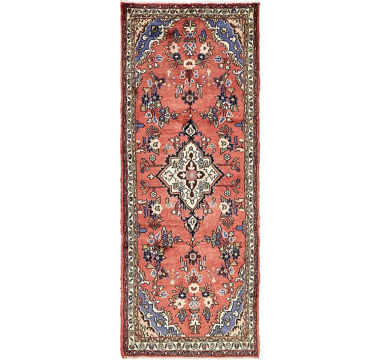 3' 8 x 9' 3 Liliyan Persian Runner ...