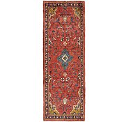 Link to 102cm x 292cm Sarough Persian Runner Rug
