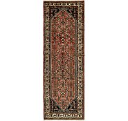 Link to 3' 3 x 9' 10 Hossainabad Persian Runner Rug