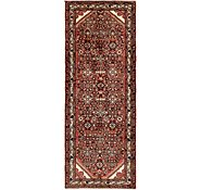 Link to 3' 9 x 9' 3 Hossainabad Persian Runner Rug
