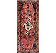 Link to 4' 1 x 9' 9 Hamedan Persian Runner Rug