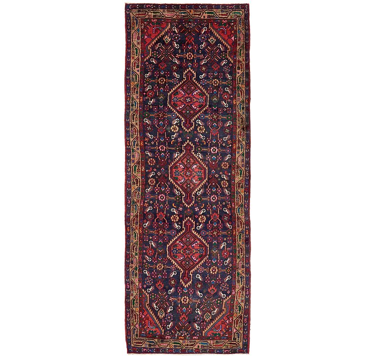 3' 5 x 10' 3 Darjazin Persian Runner...