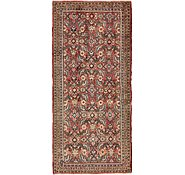 Link to 3' 10 x 8' 4 Farahan Persian Runner Rug