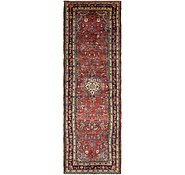 Link to 3' 7 x 10' 10 Khamseh Persian Runner Rug