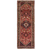 Link to 3' 6 x 9' 3 Hamedan Persian Runner Rug