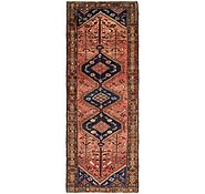 Link to 3' 7 x 9' 8 Khamseh Persian Runner Rug