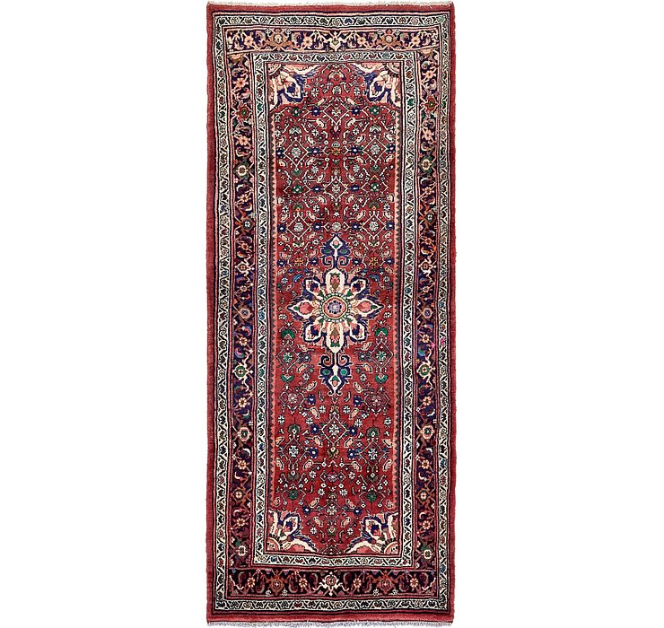 3' 10 x 8' 9 Songhor Persian Runner ...