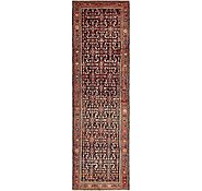 Link to 105cm x 355cm Hossainabad Persian Runner Rug