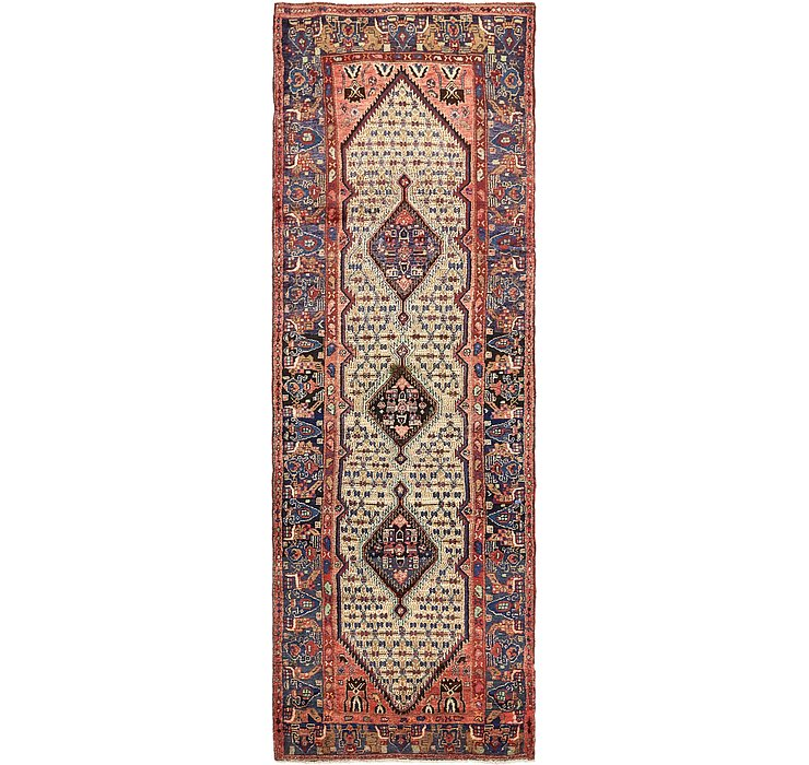 3' 7 x 11' Koliaei Persian Runner ...