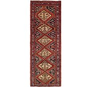 Link to 3' 4 x 9' 7 Chenar Persian Runner Rug
