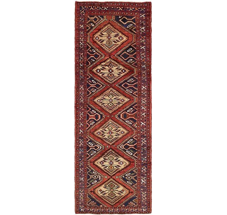102cm x 292cm Chenar Persian Runner Rug