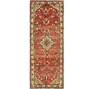 Link to 3' 7 x 9' 4 Hamedan Persian Runner Rug