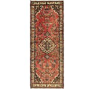 Link to 107cm x 290cm Hamedan Persian Runner Rug
