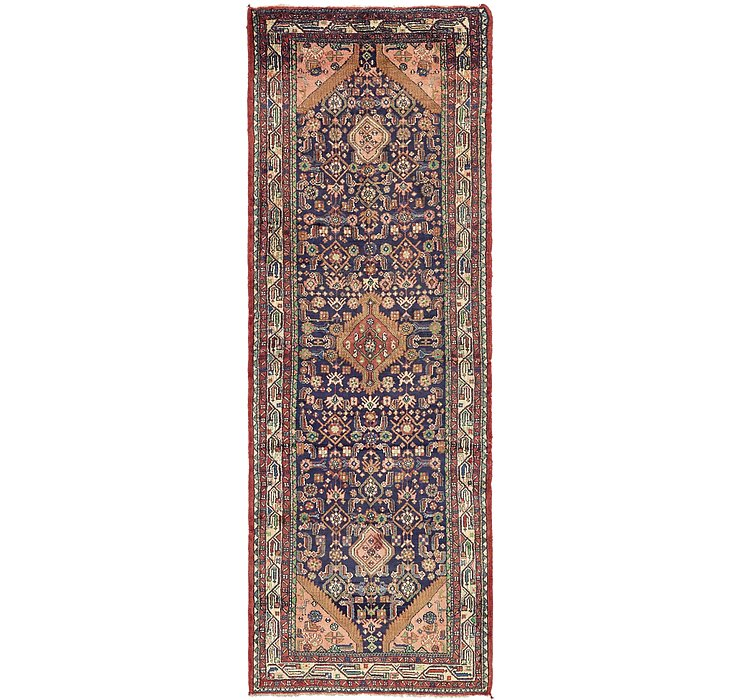 3' 8 x 10' 6 Darjazin Persian Runner...