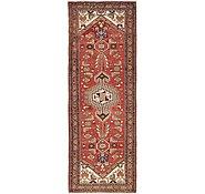 Link to 102cm x 290cm Khamseh Persian Runner Rug