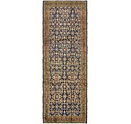 Link to 3' 7 x 10' Khamseh Persian Runner Rug