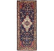 Link to 3' 7 x 8' 10 Hamedan Persian Runner Rug
