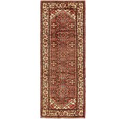 Link to 122cm x 328cm Hossainabad Persian Runner Rug