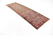 Link to 3' 4 x 11' 5 Hossainabad Persian Runner Rug