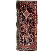 Link to 3' 8 x 9' 7 Khamseh Persian Runner Rug